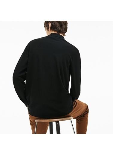 Lacoste Polo Yaka Tişört Siyah